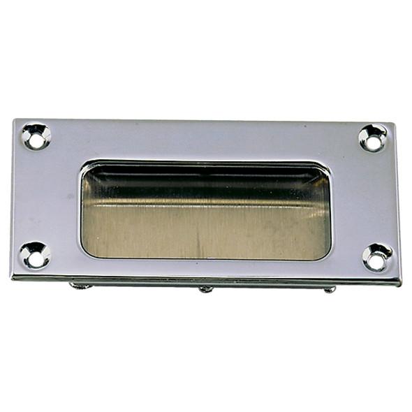 Perko Flush Pull - Chrome Plated Zinc [1110DP0CHR]