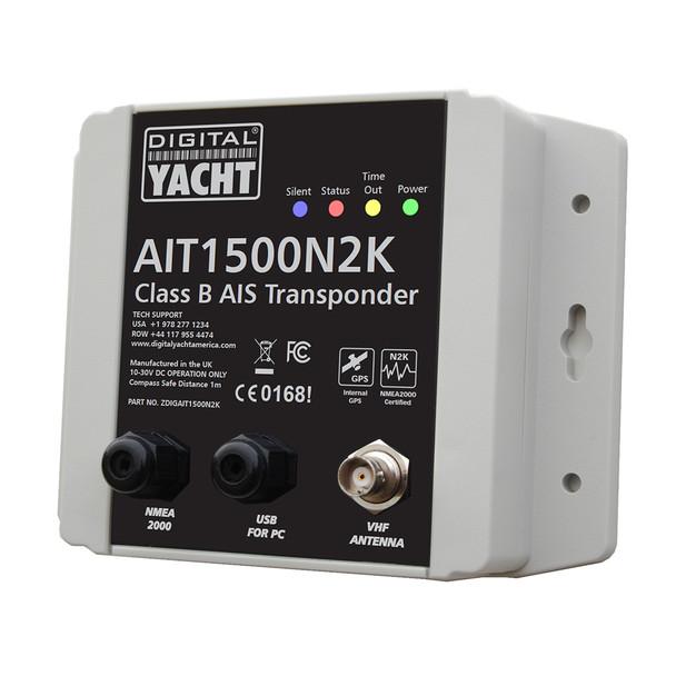 Digital Yacht AIT1500 NMEA2000 Class B AIS [ZDIGAIT1500N2K]