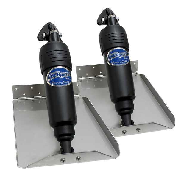 Bennett 912ED Electric - Edge Mount Limited Space Trim Tab Kits - 12V [BOLT912ED]
