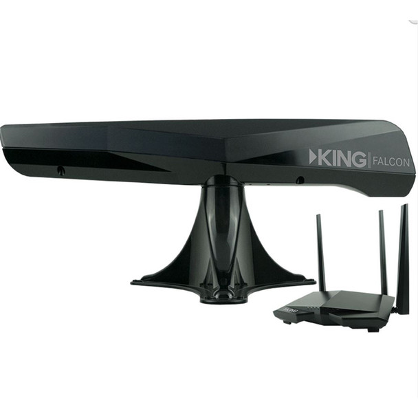 KING Falcon Directional Wi-Fi Extender - Black [KF1001]
