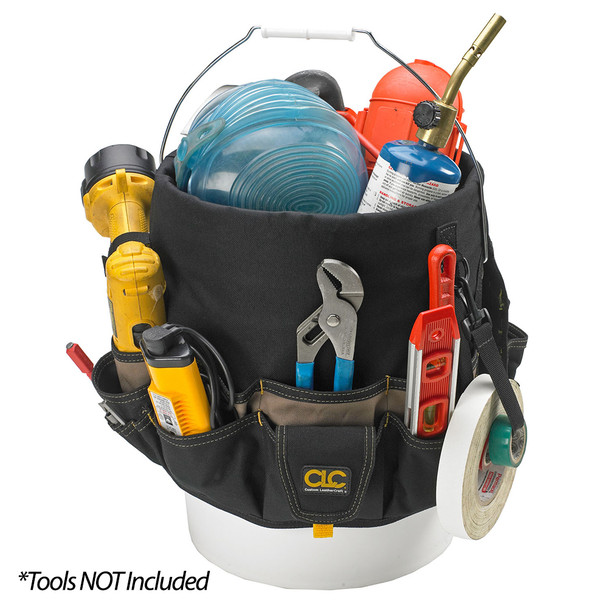 CLC 48 Pocket Bucket Organizer [1119]