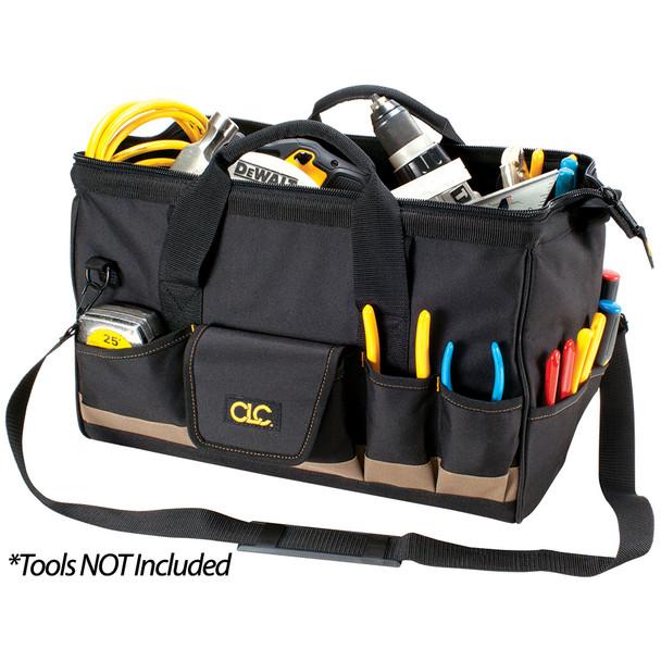 "CLC 18"" MegaMouth Tool Bag [1163]"