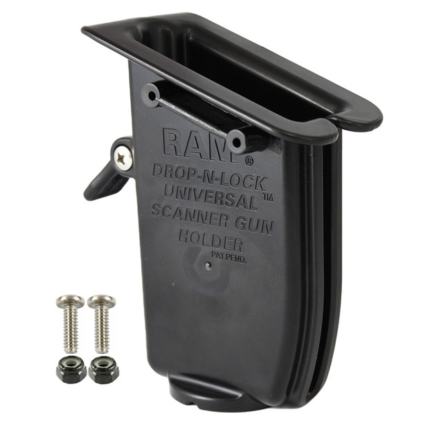 RAM Mount RAM Drop-N-Lock Scanner Gun Holder [RAP-317U]