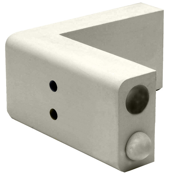 "Dock Edge Dockorner Premium Foam Profile Large 9"" Corner - Putty [1151-F]"