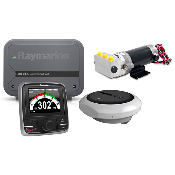 Raymarine EV-100 Power Evolution Autopilot [T70154]