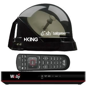 Boat & RV Satellite TV Antennas