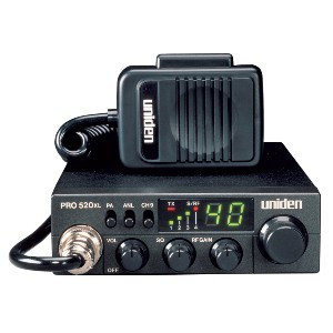 40 channel CB Radios