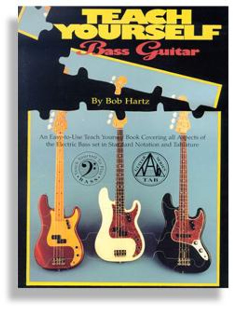Teach Yourself Bass Guitar with CD