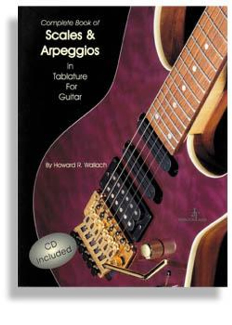Scales & Arpeggios Complete with CD