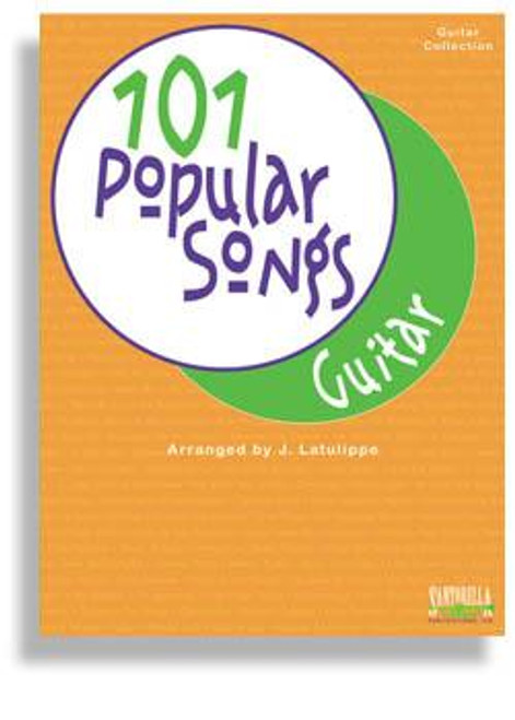 101 Popular Songs For Guitar