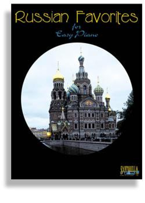 Russian Favorites for Easy Piano Vocal