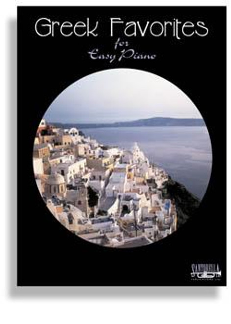 Greek Favorites for Easy Piano/Vocal