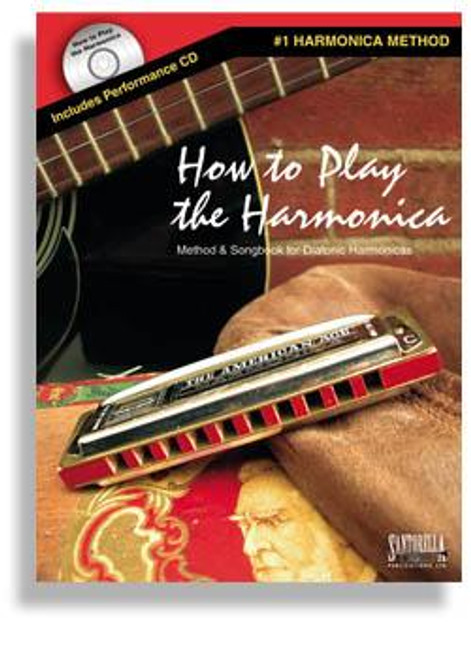 How To Play Harmonica with CD