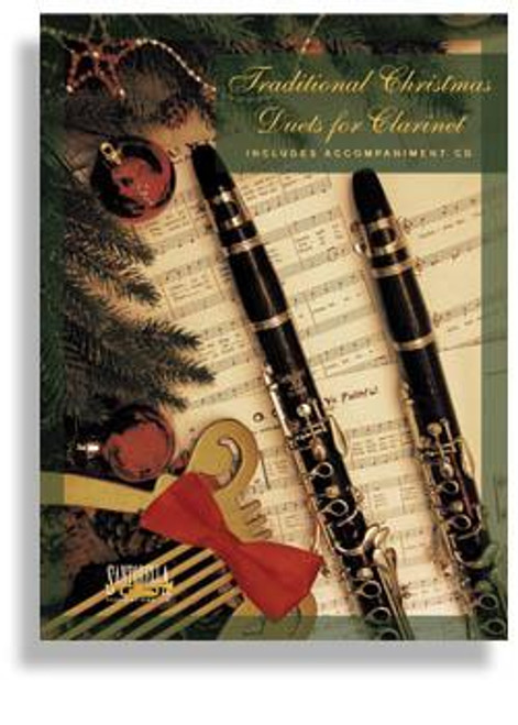 Traditional Christmas Duets for Clarinet