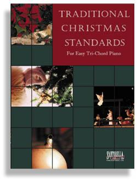 Traditional Christmas Standards for Easy Piano
