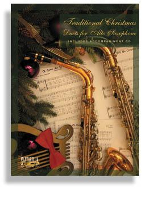 Traditional Christmas Duets for Alto Sax