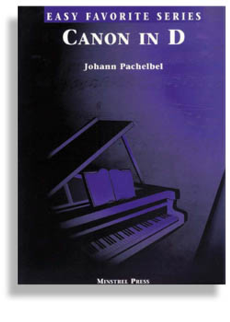 Canon in D Easy Favorite Piano Solo (Pachelbel/arr. Cole) PDF download