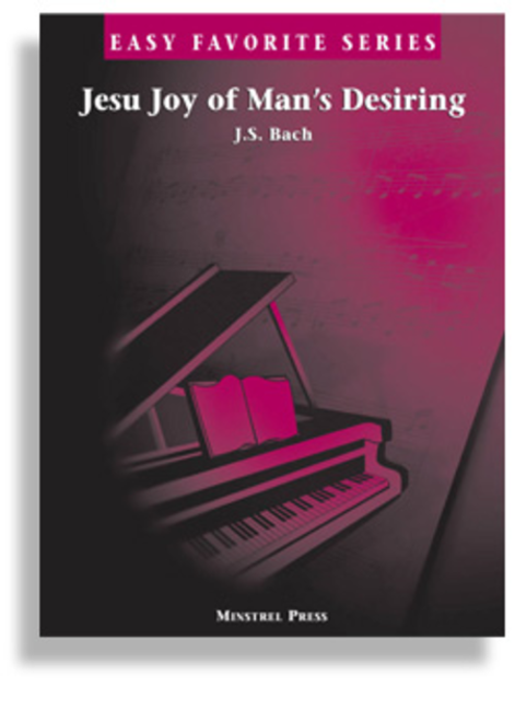 Jesu, Joy of Man's Desiring Easy Favorite Piano Sheet PDF download