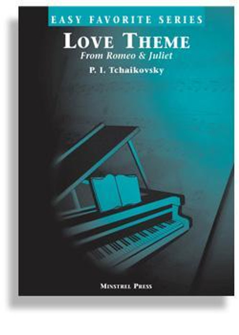 Love Theme from Romeo & Juliet Easy Favorite Piano Solo (Tchaikovsky/arr. Cole) PDF Download