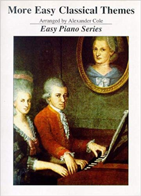 More Easy Classical Themes for Easy Piano PDF Download