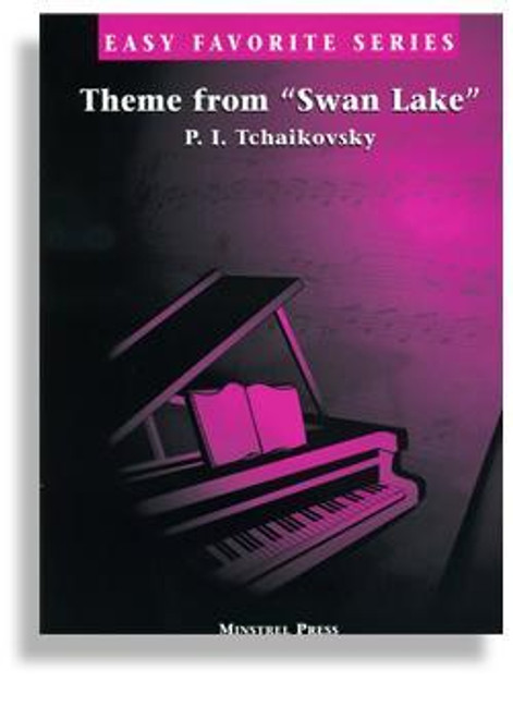 Theme from Swan Lake for Easy Piano PDF (Tchaikovsky/arr. Cole)