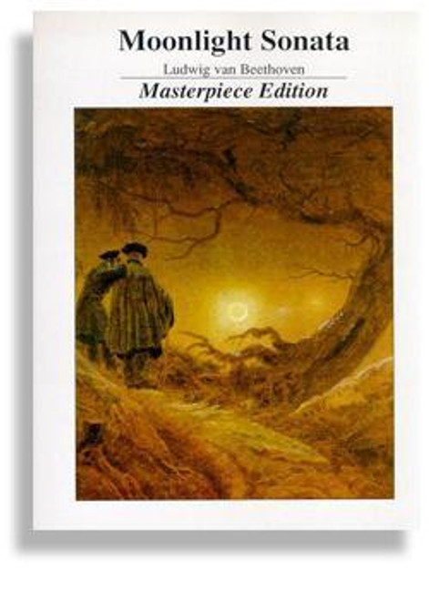 Moonlight Sonata, 1st Movement Masterpiece Piano Solo PDF Download by Beethoven