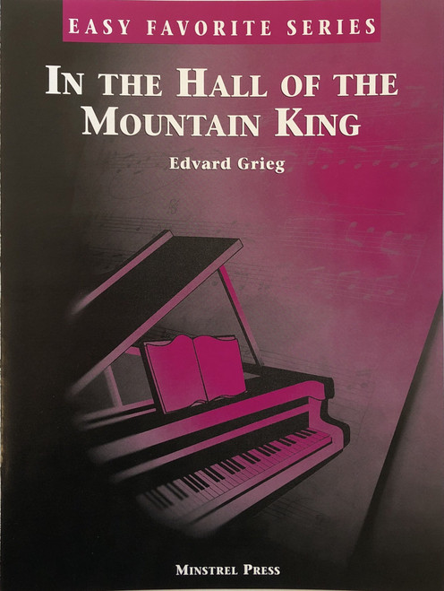 In The Hall of The Mountain King Easy Favorite Piano Sheet PDF Download