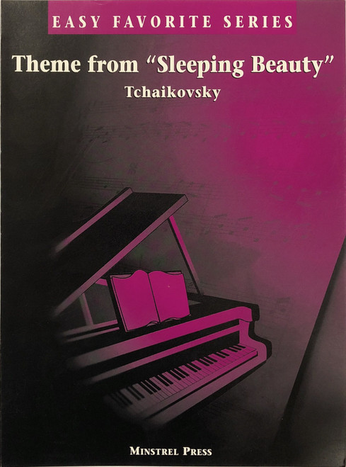 """Theme from """"Sleeping Beauty"""" Easy Favorite Piano Sheet PDF Download"""