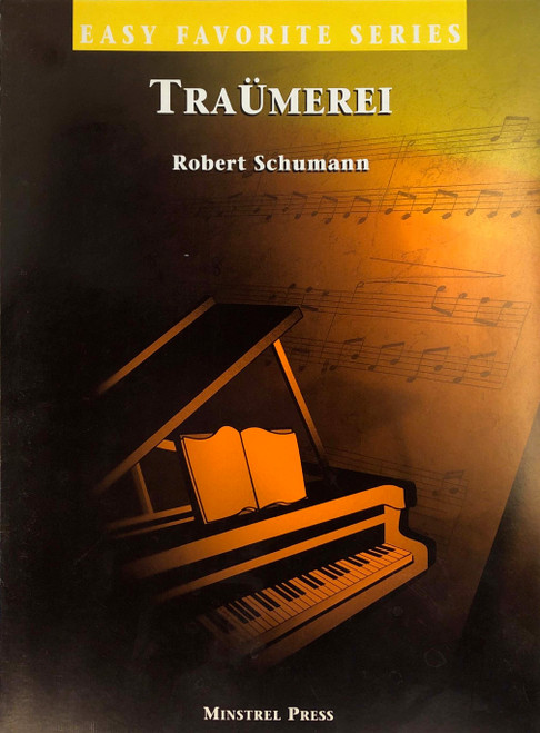 Traümerei  Easy Favorite Piano Sheet PDF Download