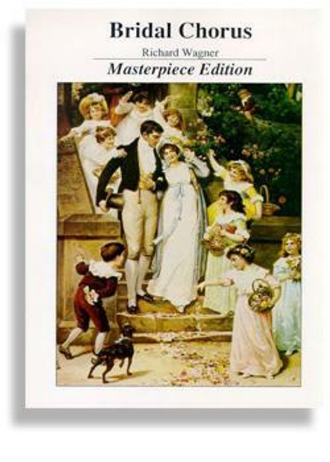 Bridal Chorus (Wagner) Masterpiece Edition Piano Solo  PDF Download