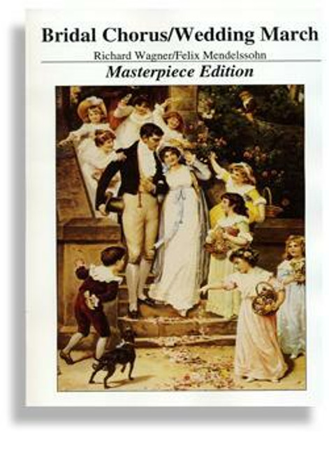 Bridal Chorus & Wedding March 2 in 1 Masterpiece Edition for Piano PDF Download