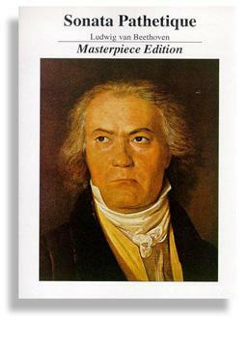 Sonata Pathetique (2nd Mvmt) Masterpiece Edition Piano Solo PDF Download