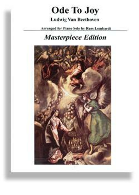 Ode to Joy Masterpiece Piano Solo PDF Download
