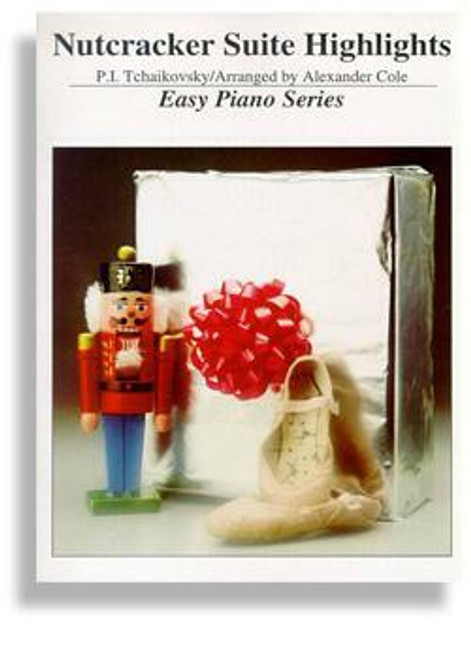 Nutcracker Suite Highlights for Easy Piano PDF Download