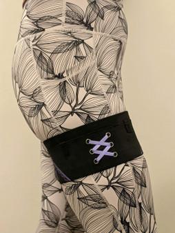 Women's Corset Design Thigh Holster