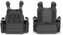 High Quality Bug-Out Quick Disconnect Plate Carrier with Molle Pouches