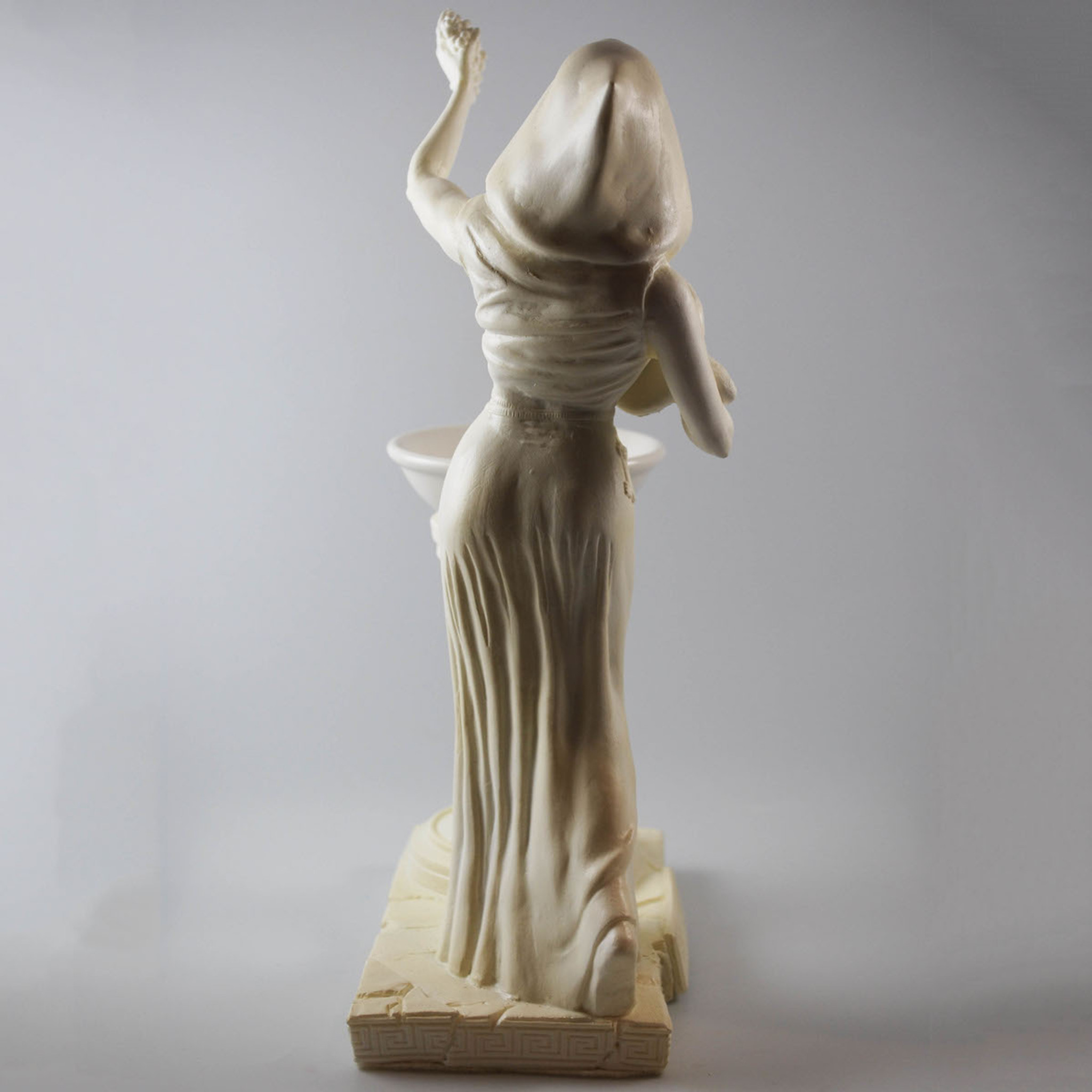 Hestia Statue - Handcrafted by the Artist