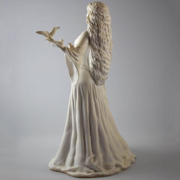 Rhiannon - Hand cast statue