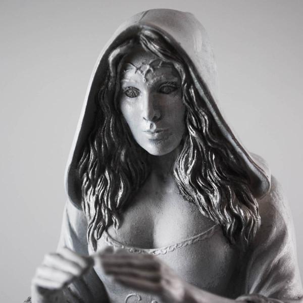 Cerridwen - Hand cast statue
