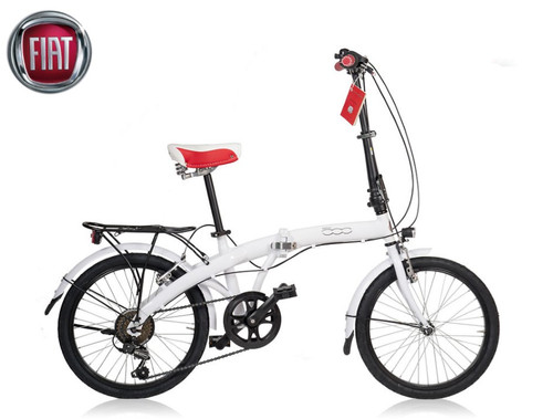 FIAT 500 Lounge Sport Folding Bicycle