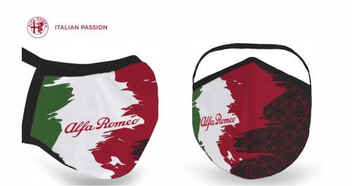 ALFA ROMEO Protective Face Mask (Italian Passion)