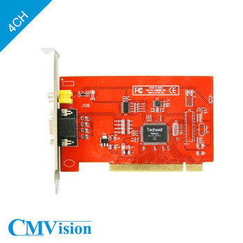 CMVision CM-104M9  04 Port with Mobile-phone remote view  DVR Capture Card