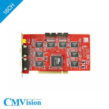 CMVision CM-416M9  16 Port with Mobile-phone remote view  DVR Capture Card