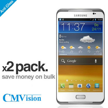 x2 Pack - Anti-Glass Matte Front Samsung Galaxy S3 Screen Protector