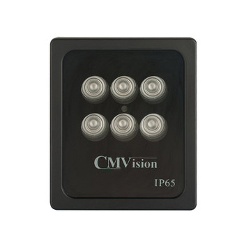 CMVision IRP6-850NM WideAngle 6pc High Power LED IR Array Illuminator