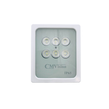 CMVision IRP6-LEDPW WideAngle 6pc High Power LED Array Illuminator(No Power Adapter)