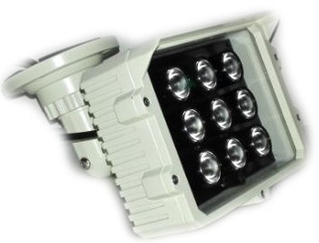 CMVision IR9 WideAngle 60-80 Degree 9pc Power LED IR Array IlluminatorCopy of CMVision CM-IR15 Wide Angle 15pc Power IR Led Illuminator