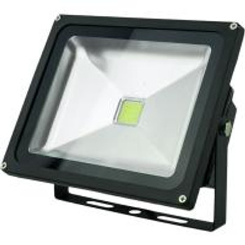 CM-RGB Color LED Flood Light with Remote Controller / IP65 / AC 120V / 30W
