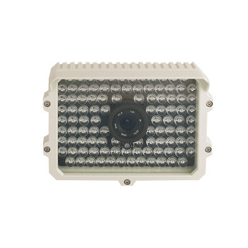 CMVision Covert 1.3MP 102pc Invisible IR LEDs HD-IP 960P Indoor Outdoor ONVIF Network Security Camera with 4mm Megapixel Lens