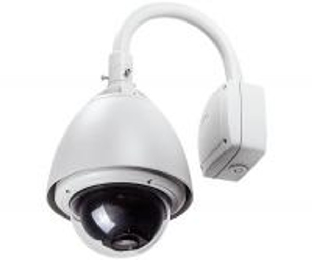 CM-All-in-One ( HD-TVI / A-HD / HD-CVI ) Outdoor PTZ Speed Dome Camera w/ 30× Optical Zoom